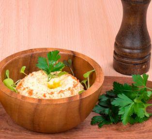 Hummus de chocho