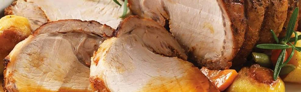 Receta pierna de cerdo al horno - Receta bogavante al horno ...